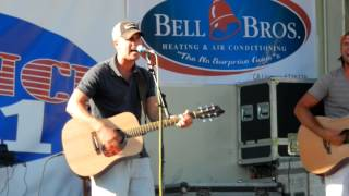 Dustin Lynch   Cowboys and Angels   Golf & Guitars 2012