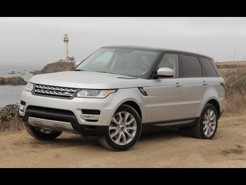 2014 Range Rover Sport Review