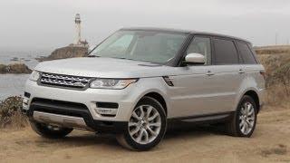 Range Rover Sport 2014 Videos