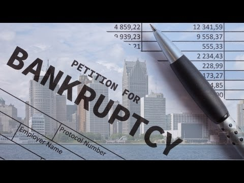 How Detroit Went Bankrupt - Cardone Zone