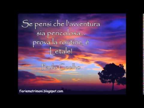 L Alchimista Di Paolo Coelho Youtube