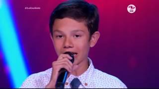 Erik cantó Noviembre sin ti de A. López y G. Vásquez – LVK Col – Audiciones a ciegas – Cap 4 – T2