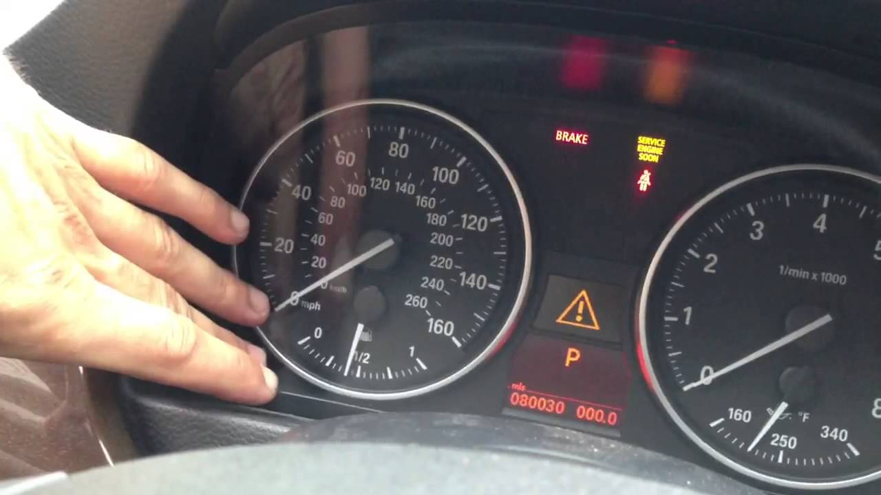 How To Reset Warning Lights On Bmw 3 Watch The Ad Please
