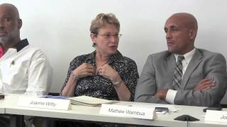 Joanne Witty, Steve Levin Spar Over Good Jobs At Brooklyn Bridge Park