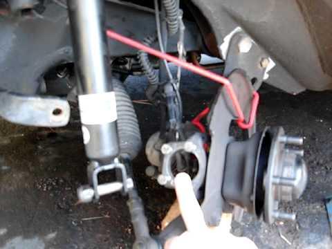 Jaguar XJ40 1994 Front suspension work  YouTube