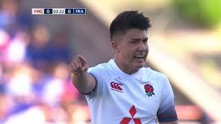 England v France | U20s Championship 2018 Final