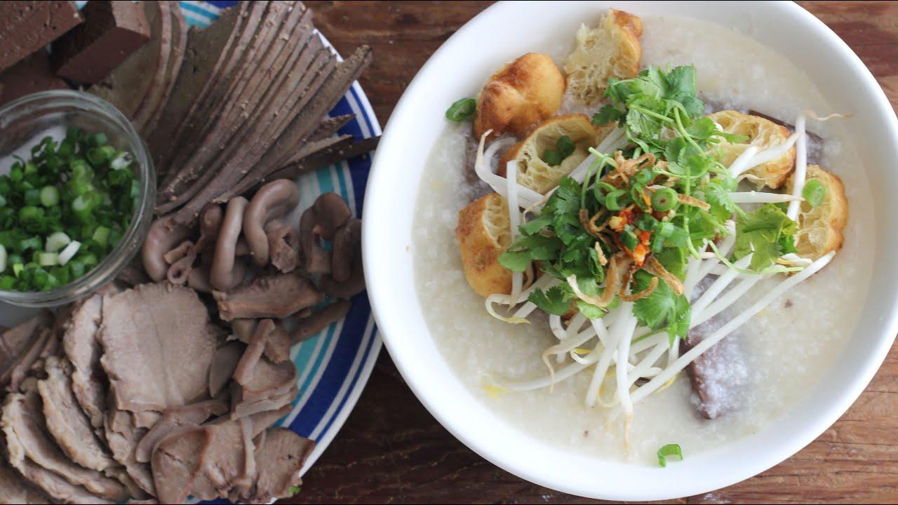 Varian Chao, bubur Vietnam.