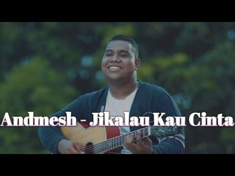 Andmesh - Jikalau Kau Cinta (Judika Cover) Live Senayan