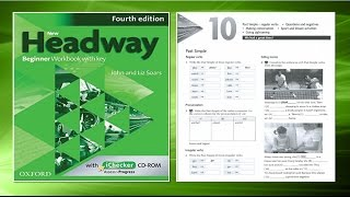 New Headway Beginner Exercise Book 4th -Unit :10