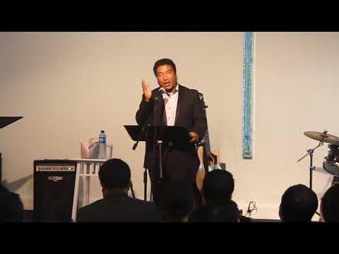 Rev, Dr, Tuan Peng Thang. IBC Sandnes Norway.15.04.2018. Pathian ni sermon