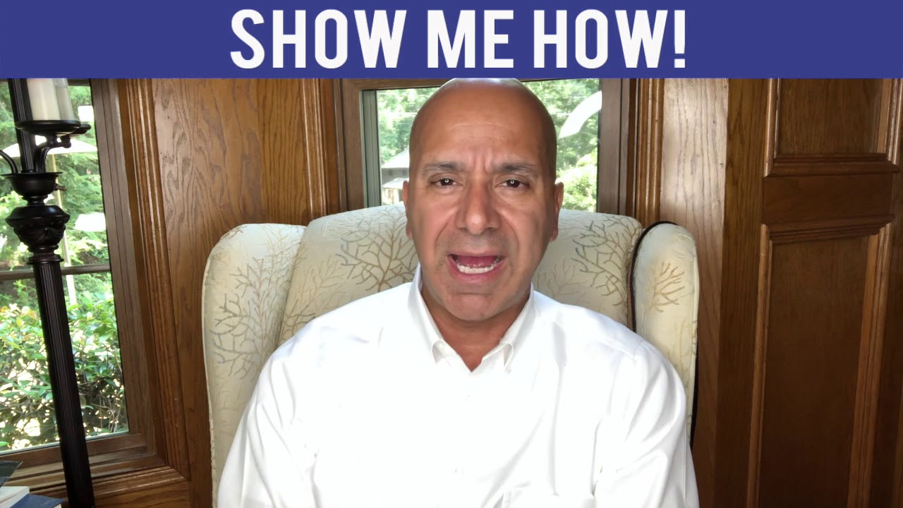 Show Me How Give Them The Steps To Execute Their Business Plan Youtube