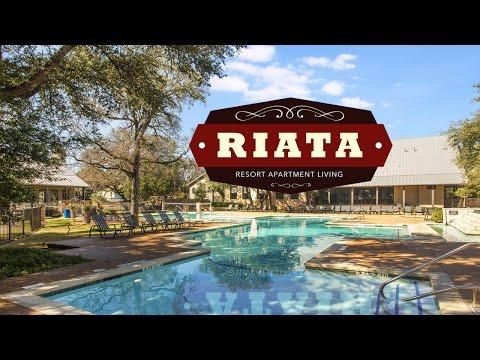 Living In Austin, TX   Apartment Tour Of Riata Apartments In Austin