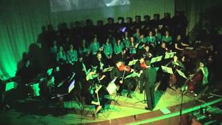 The Ring goes South (from The Lord of the Rings soundtrack) - Cantabile Orchestra & Dnipro choir