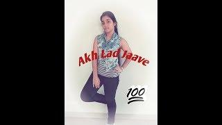 Akh Lad Jaave Dance   Loveyatri   Badshah   Sreyoshi Das Choreography🔥🔥