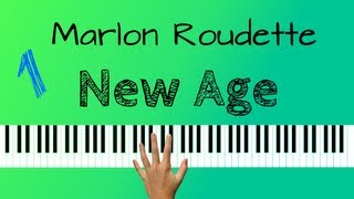 """""""New Age"""" auf dem Klavier spielen (Teil 1 von 3)"""