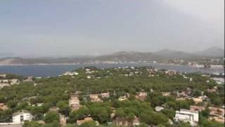 Santa Ponsa (Mallorca) 360° Panorama (02.09.2011)