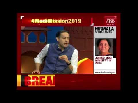 'Work To Fulfill PM's Promises' Says Nirmala Sitharaman