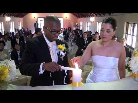 Mpho & Nontyas Wedding Day 16 June 2013