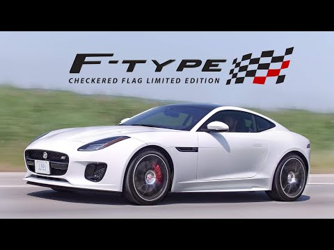 2020 Jaguar F-Type Checkered Flag Review - The Sweet Spot