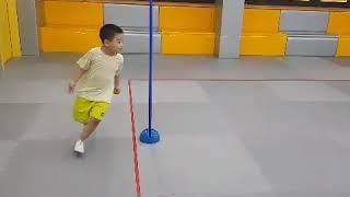 [유아체육 실내놀이][DH키즈짐] 공을 가지고 하는 놀…
