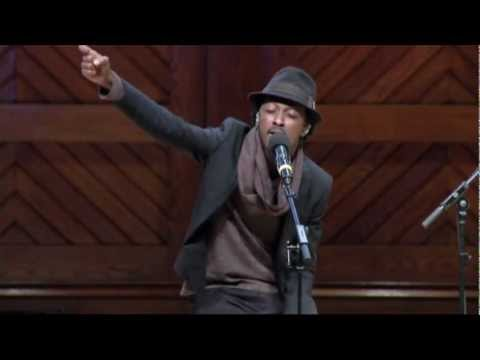 K'naan: Fatima Live at Millennium Campus Conference 2011