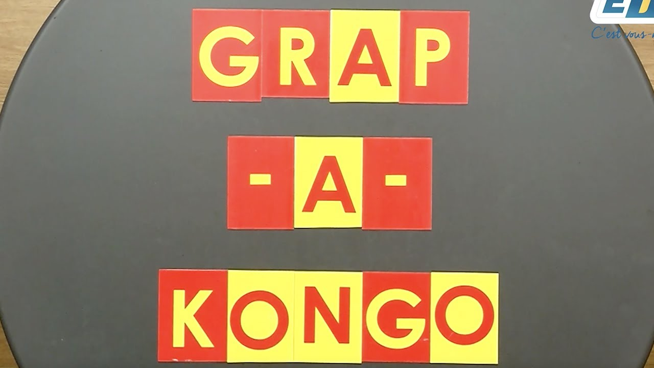 MI MO-LA: GRAP A KONGO