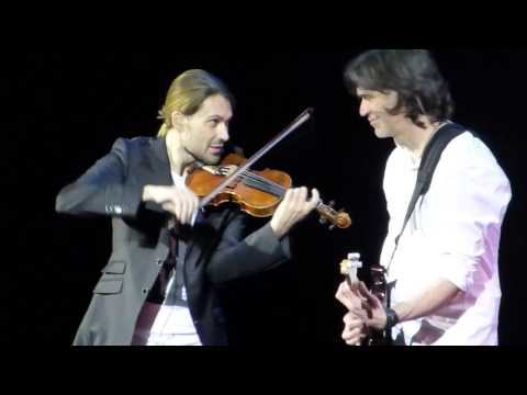 David Garrett - Live and Let Die/ Moscow, 12.12.2016