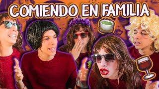 COMIENDO EN FAMILIA - Pablo Agustín