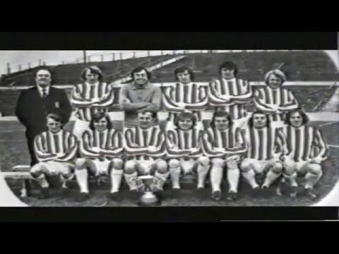 Stoke City League Cup Winners 1972