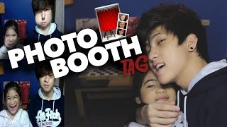 PHOTOBOOTH TAG With My Sister!