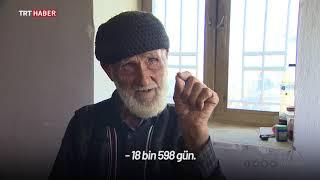Mustafa dede Hatice'si için hala gün sayıyor