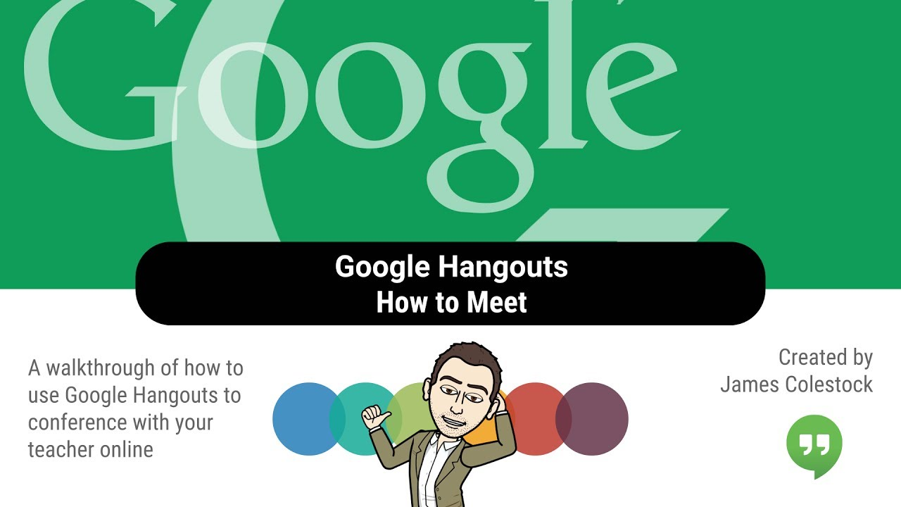 Google Hangouts - How to Meet