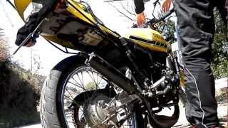 RZ50 排気音