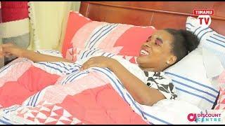 Ebitoke kwenye kitanda cha Discount Centre kama chake!