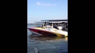 38 foot power quest boat