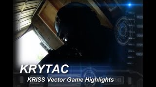 Krytac KRISS Vector AEG: Gameplay
