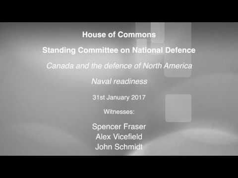 House of Commons Standing Committee on National Defence