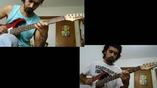 Estatic Fear - Somnium Obmutum Cover By Bilal