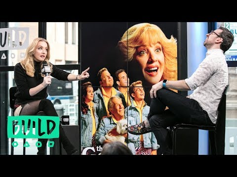 """Wendi McLendon-Covey Discusses Her ABC Sitcom, """"The Goldbergs"""""""