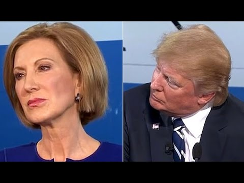 Carly Fiorina, Person of Questionable Regular Intelligence, Up For Director of National Intelligence