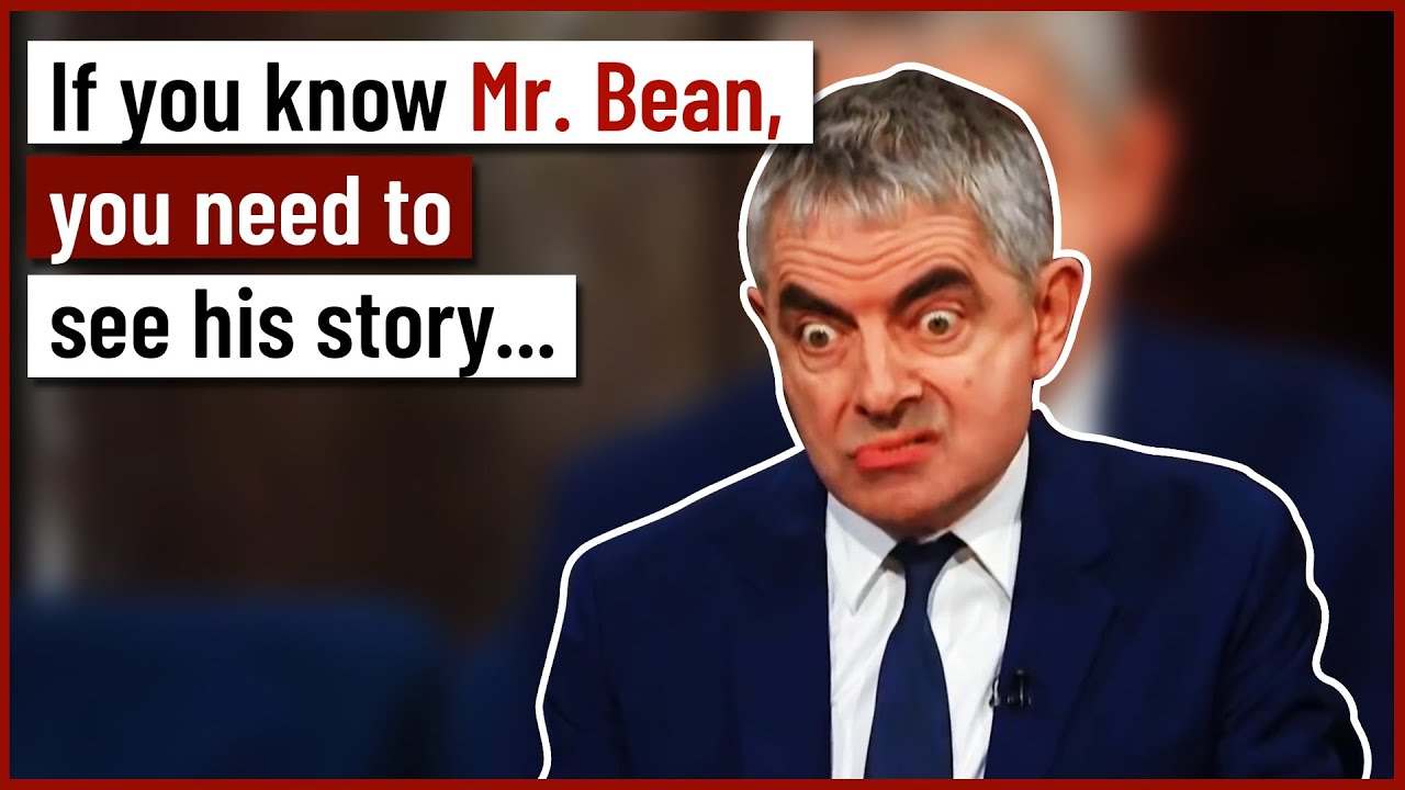 If you know Mr. Bean you need to see his story...