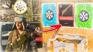 WE UNLOCKED THE RAREST HEROIC WEAPON! (8TH PRESTIGE + WINTER SUPPLY DROP OPENING) thumbnail