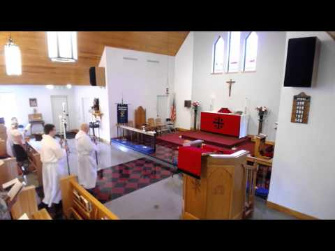 St. Michael and All Angels Anglican Church (Ordination to the Sacred Order of Priests)