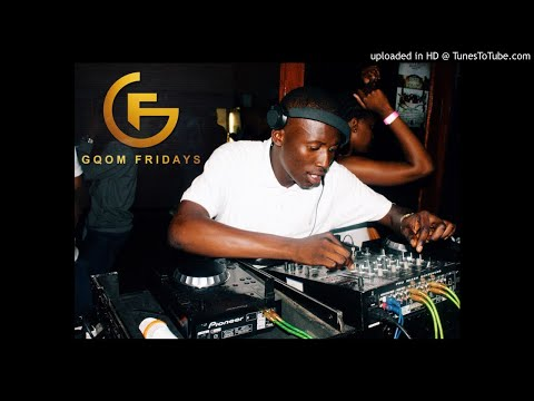 #GqomFridays Mix Vol.75 (Mixed By Makatshana(BlaqShandis))