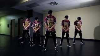 Chris Brown | Oh My Love | @ProdigyDanceLV @Dareal08