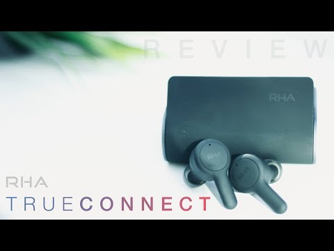 RHA Trueconnect True Wireless Earphones: Review (vs Jabra Elite Active 65T)