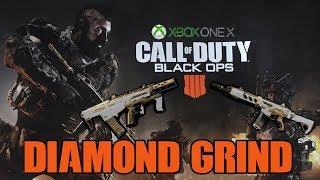 Call of Duty Black Ops 4 Xbox One X - Diamond Camo!