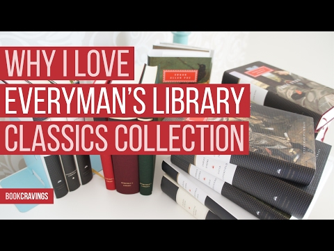 Why I love Everyman's Library Classics Collection - BookCravings