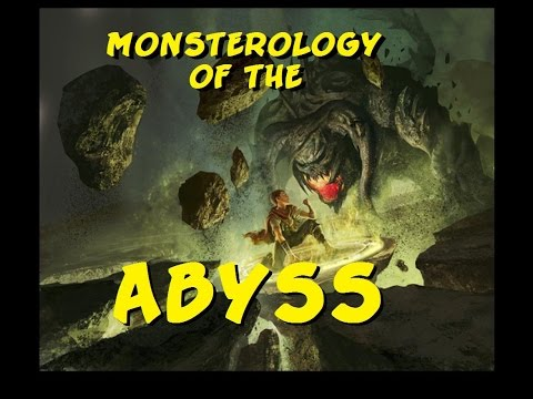 Dungeons and Dragons Lore : The Abyss