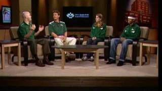 Campus Conversations - UNC Charlotte Track and Field - Spring 2010